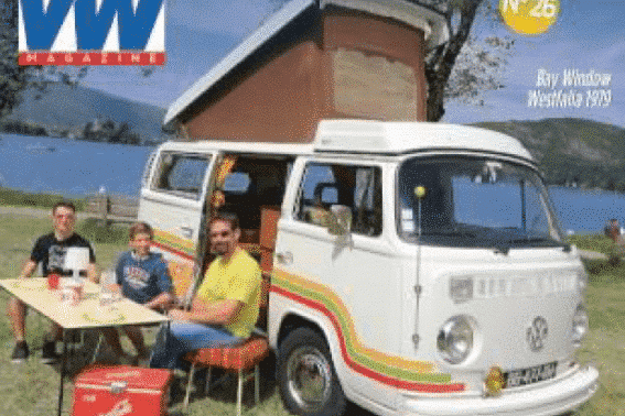 combi mag vw baywindow